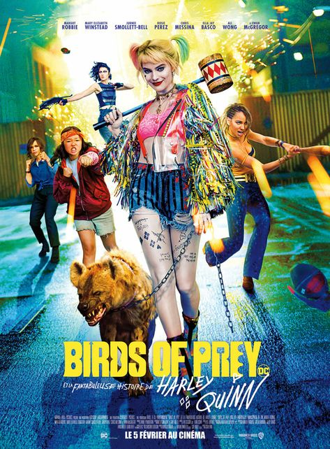 Birds of Prey TRUEFRENCH HDTS MD 2020