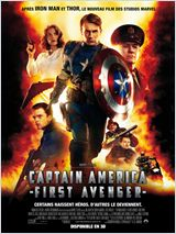 Captain America : First Avenger TRUEFRENCH DVDRIP 2011
