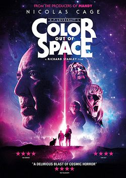 Color Out Of Space TRUEFRENCH DVDRIP 2020