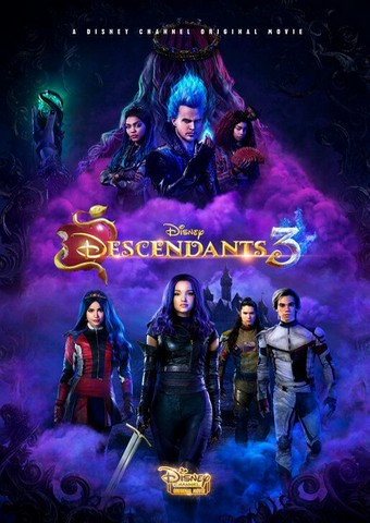 Descendants 3 FRENCH DVDRIP 2019