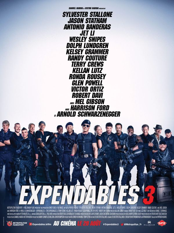 Expendables 3 FRENCH DVDRIP 2014