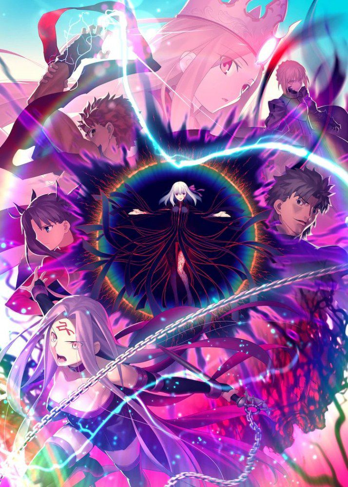 Fate/stay night Movie : Heaven's Feel - III. Spring Song - 2020 zone telechargement