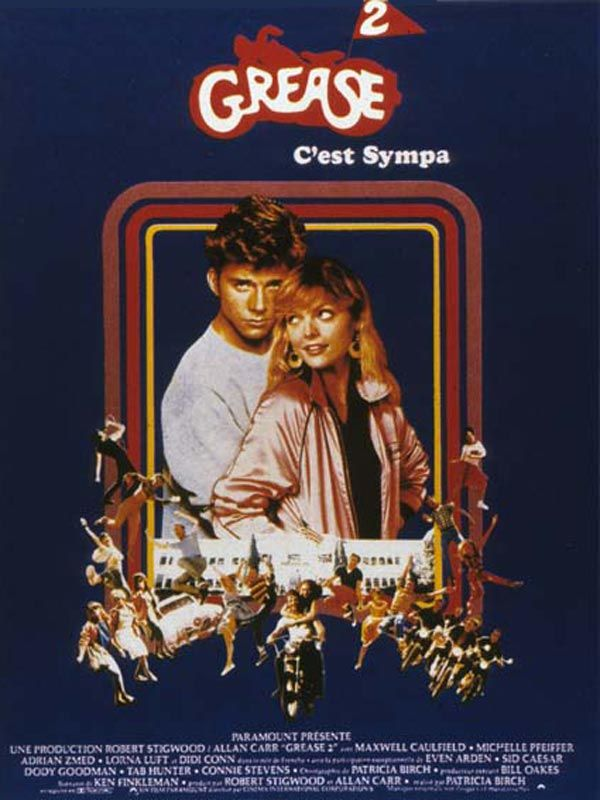 Grease 2 FRENCH DVDRIP 1982