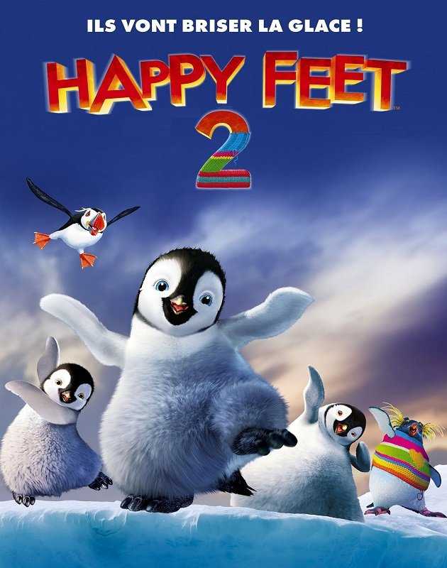 Happy Feet 2 FRENCH DVDRIP 2011