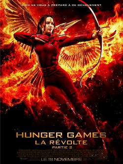 Hunger Games - La Révolte : Partie 2 FRENCH DVDRIP 2015