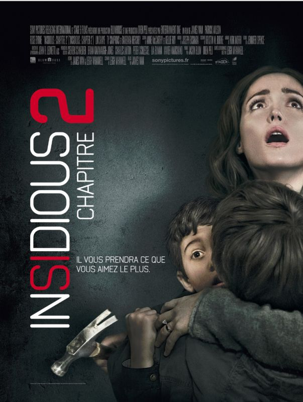Insidious : Chapitre 2 FRENCH DVDRIP 2013