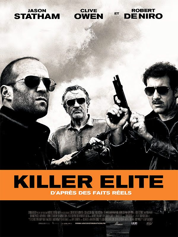 Killer Elite zone telechargement