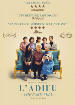 L'Adieu (The Farewell) TRUEFRENCH DVDRIP 2020