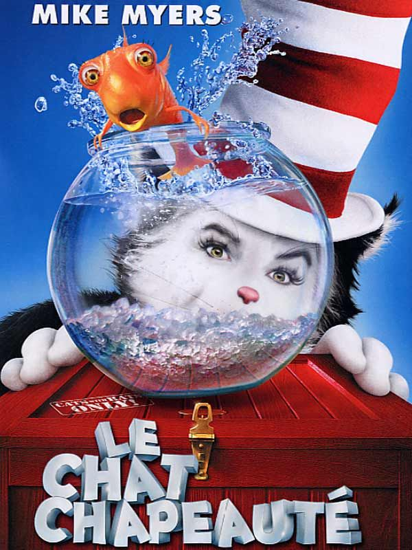 Le Chat chapeauté FRENCH DVDRIP 2003