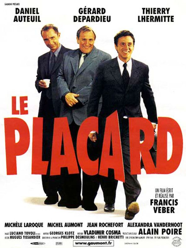 Le Placard FRENCH DVDRIP 2000