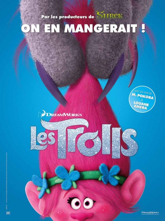 Les Trolls FRENCH DVDRIP 2016