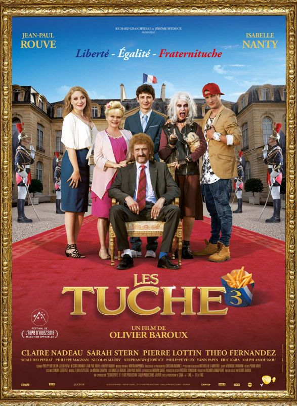 Les Tuche 3 FRENCH DVDRIP 2017