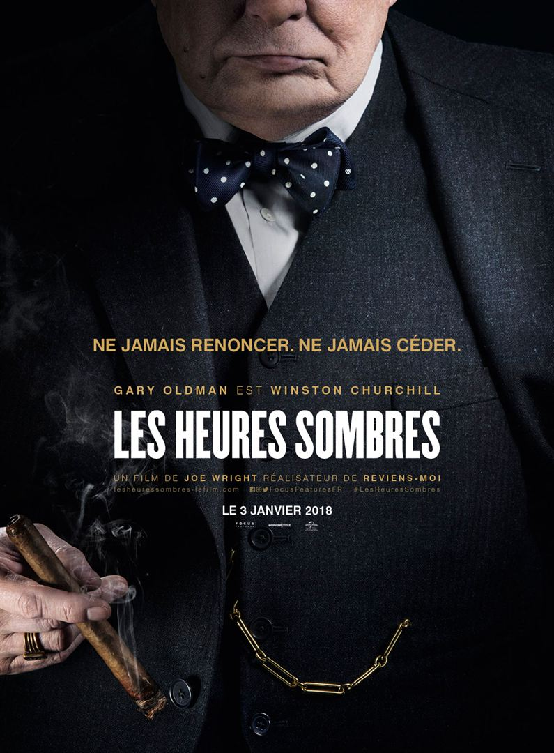 Les heures sombres FRENCH DVDRIP 2017