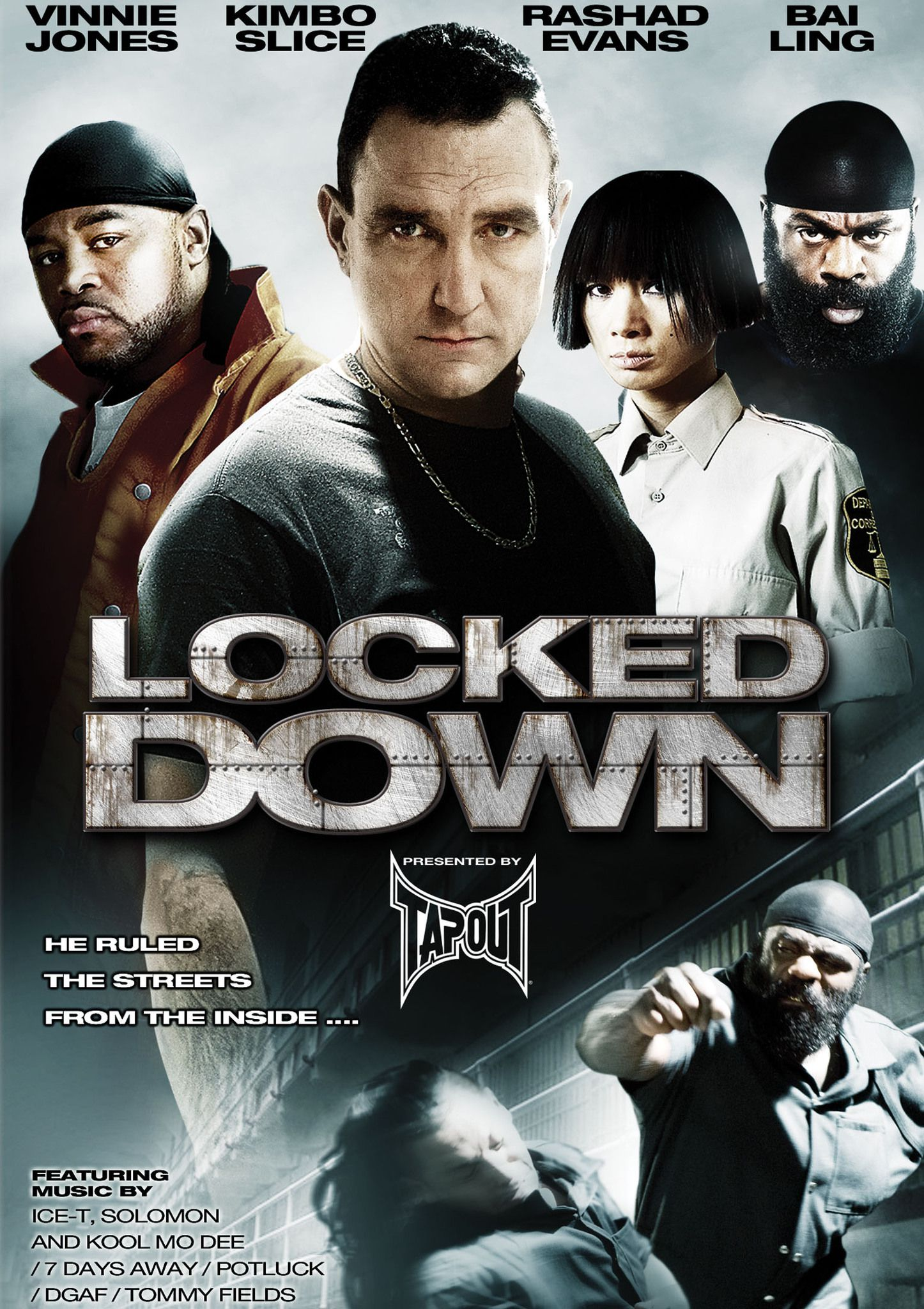 Locked Down TRUEFRENCH DVDRIP 2011