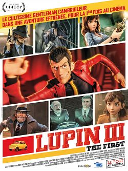 Lupin III: The First TRUEFRENCH WEBRIP MD 2020