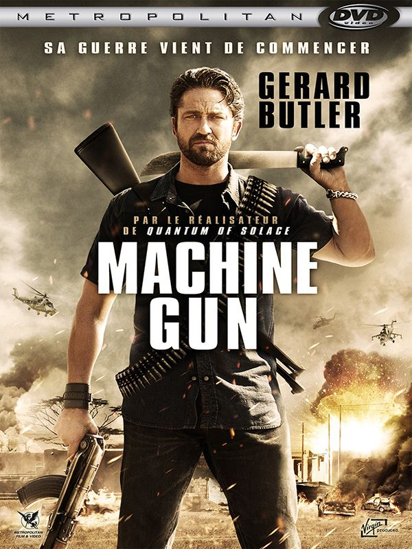 Machine Gun TRUEFRENCH DVDRIP 2011