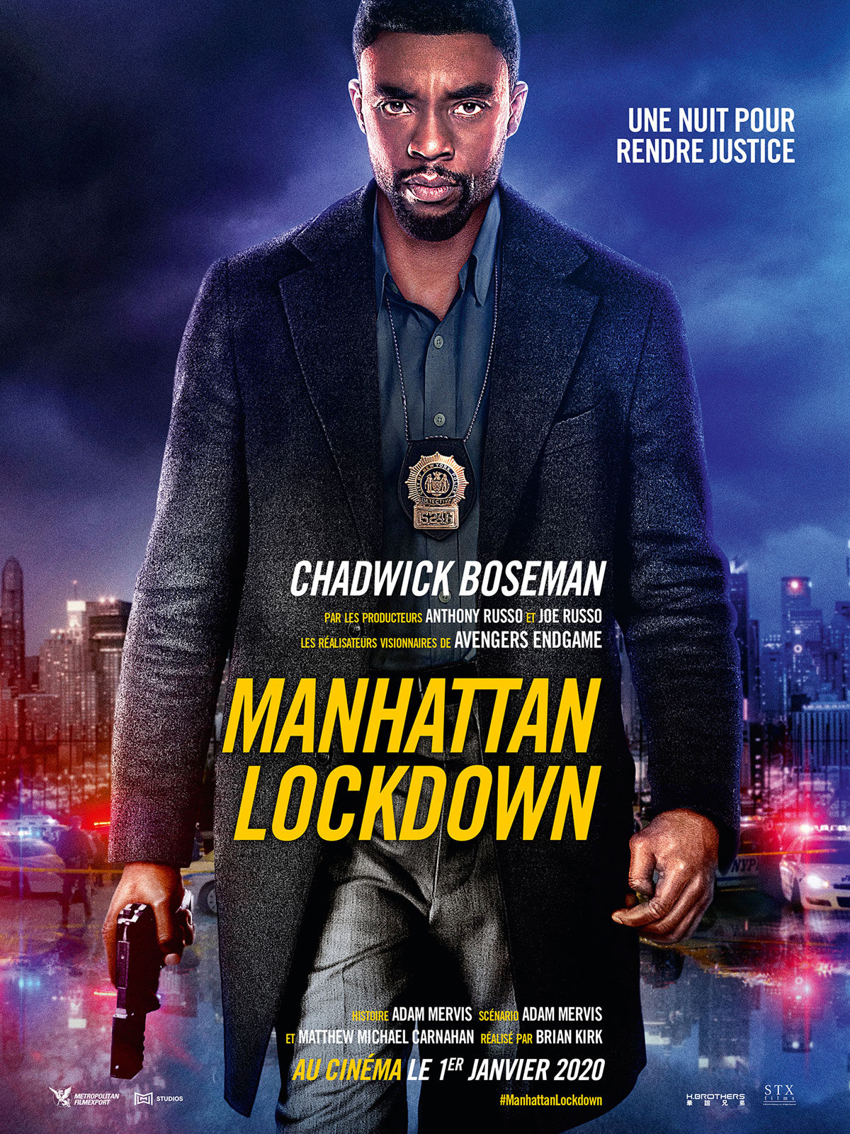 Manhattan Lockdown TRUEFRENCH HDTS MD 2020