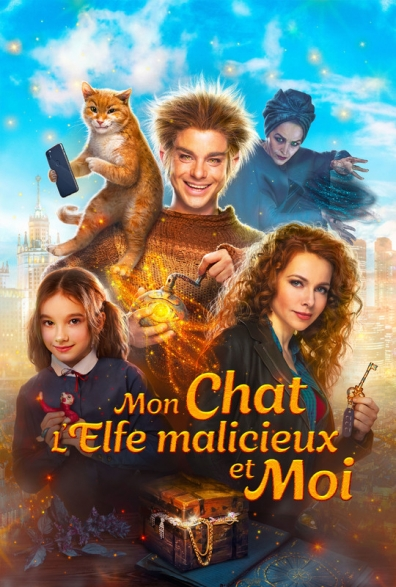Mon Chat, L'elfe Malicieux Et Moi TRUEFRENCH WEBRIP 2020