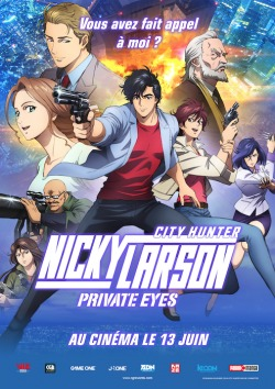 Nicky Larson Private Eyes FRENCH DVDRIP 2019