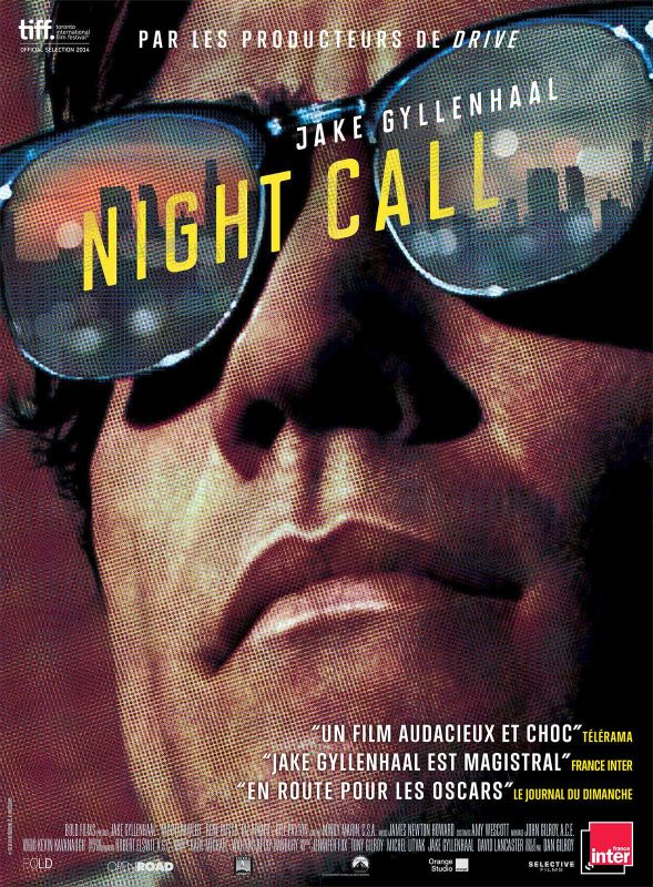 Night Call (Nightcrawler) FRENCH DVDRIP 2014