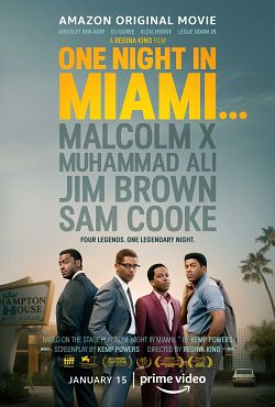 One Night In Miami FRENCH WEBRIP 2021