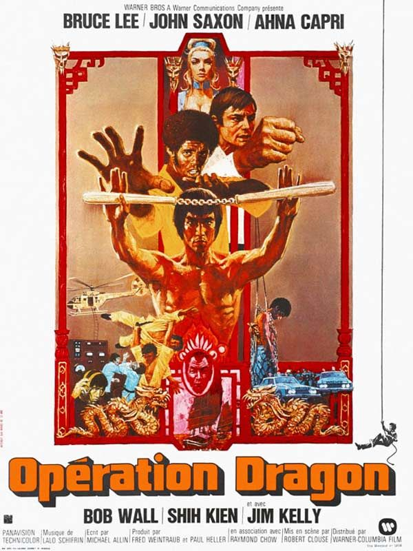 Opération dragon TRUEFRENCH DVDRIP 1973