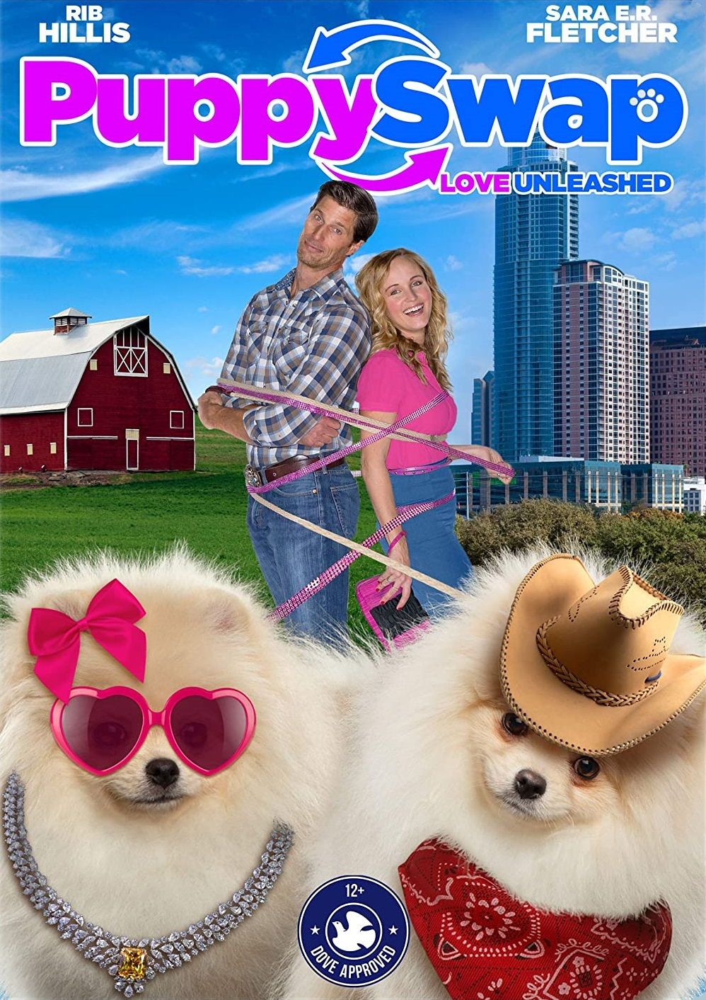 Puppy Swap: Love Unleashed FRENCH WEBRIP 2021