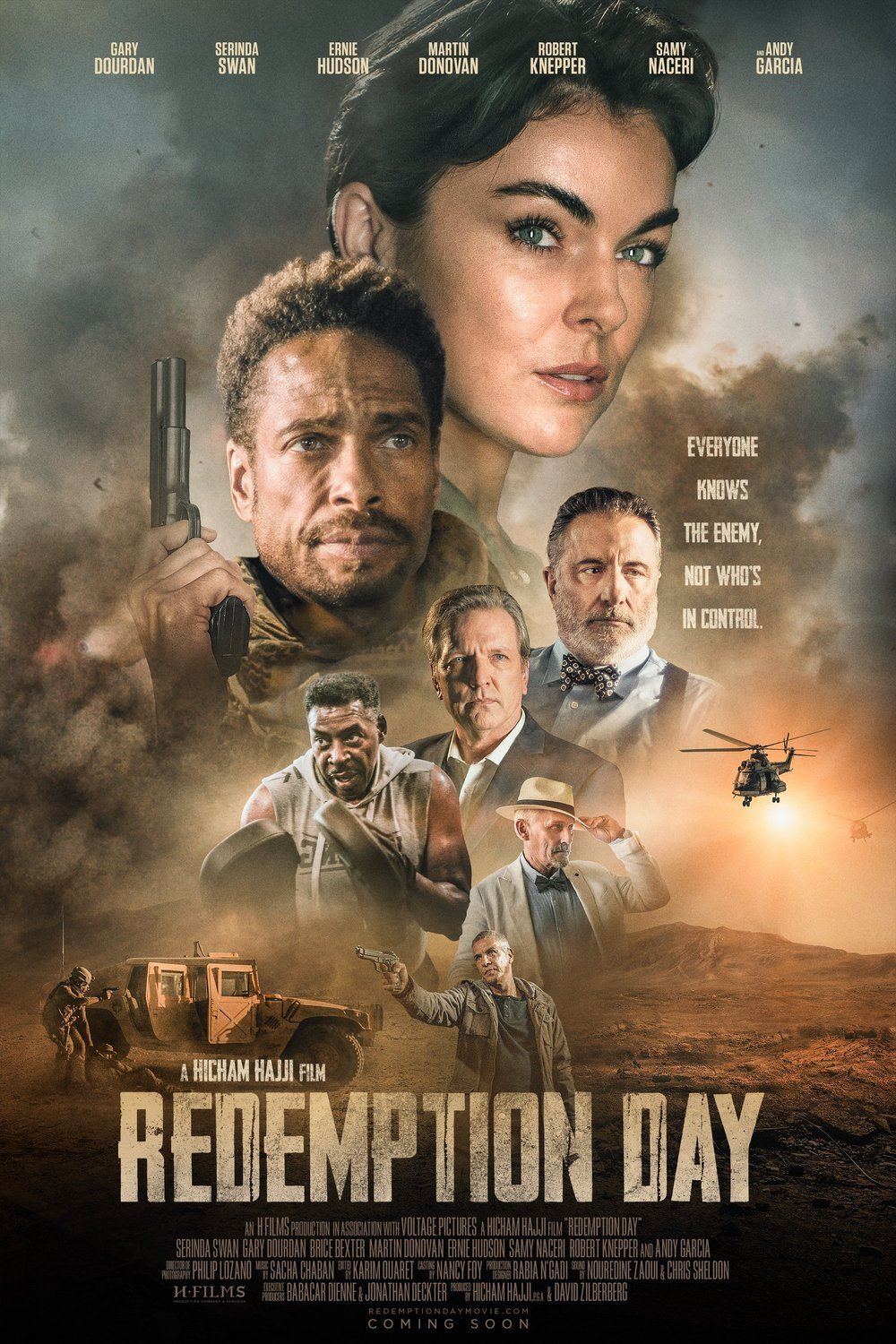 Redemption Day FRENCH WEBRIP LD 2021