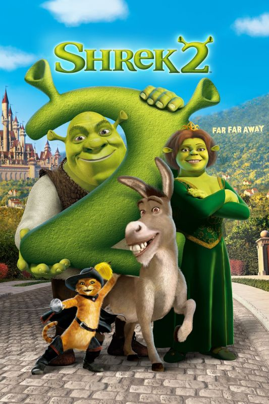 Shrek 2 FRENCH DVDRIP 2004
