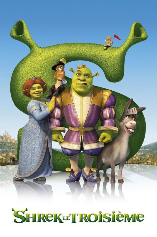 Shrek 3 FRENCH DVDRIP 2007