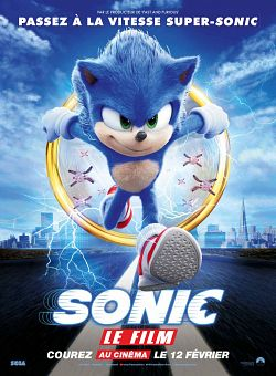 Sonic le film FRENCH WEBRIP 2020