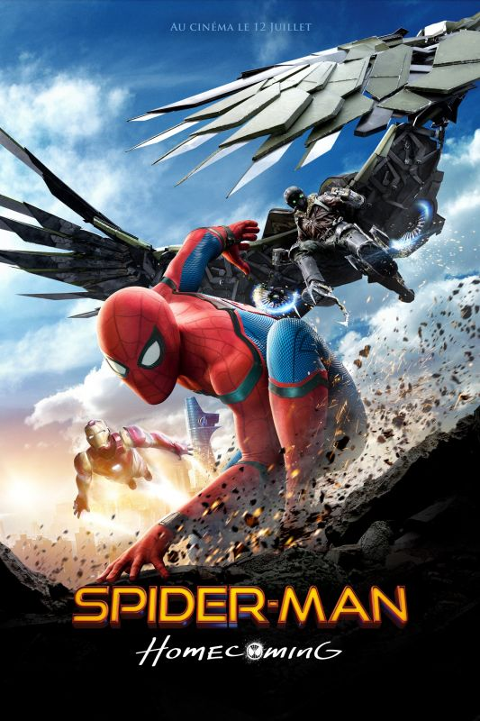 Spider-Man : Homecoming FRENCH DVDRIP 2017