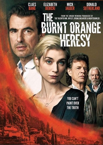 The Burnt Orange Heresy WEBRIP LD 2020