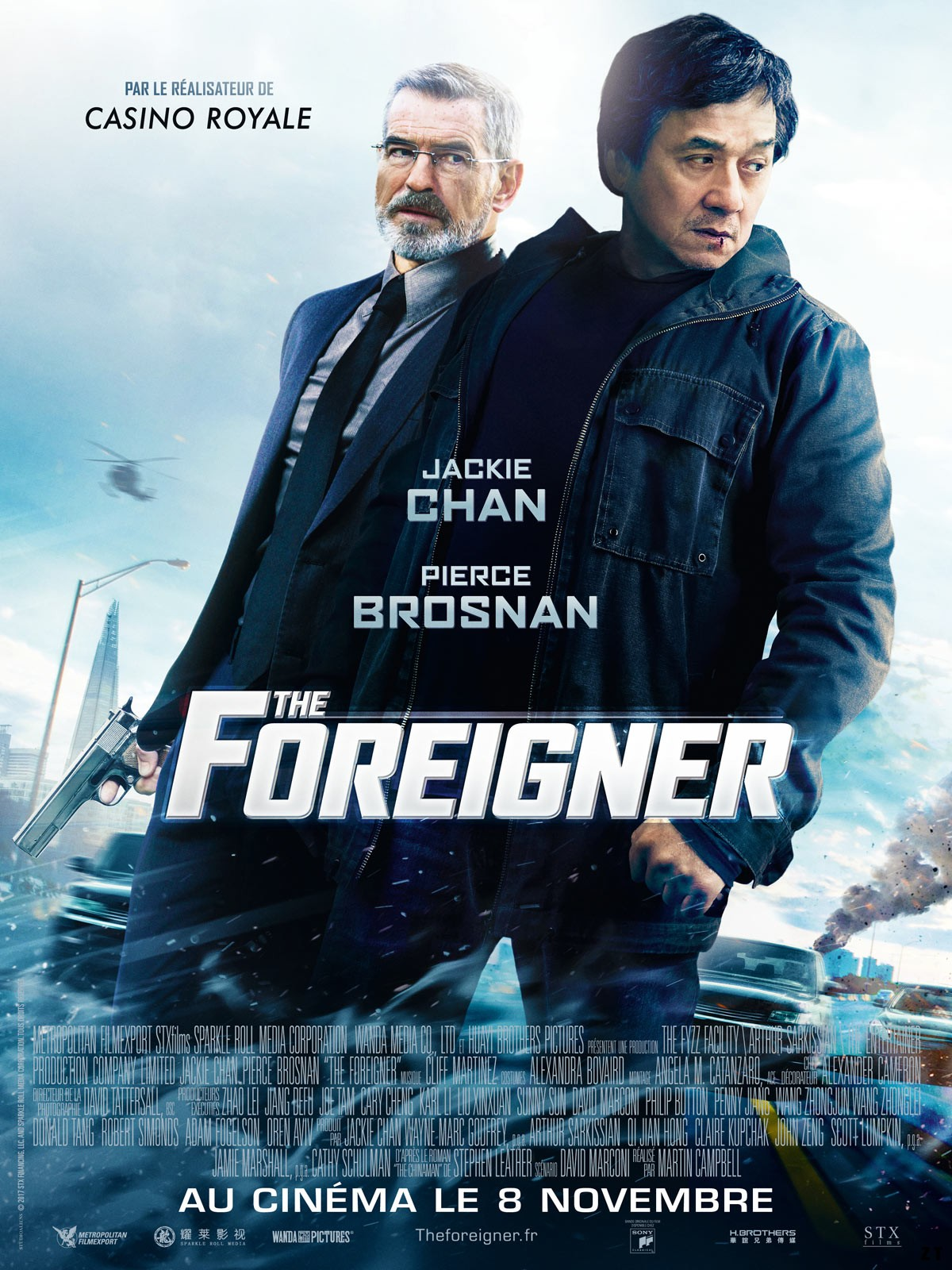The Foreigner TRUEFRENCH DVDRIP 2017