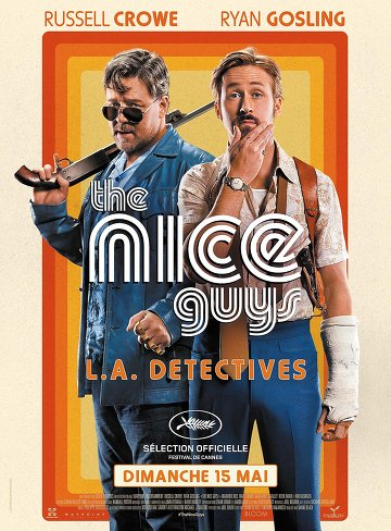 The Nice Guys FRENCH DVDRIP 2016