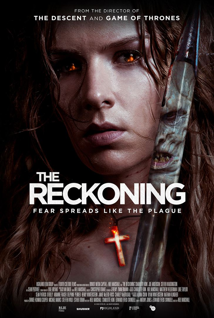 The Reckoning FRENCH WEBRIP LD 2021