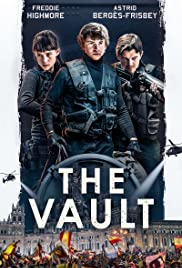 The Vault FRENCH WEBRIP 2021