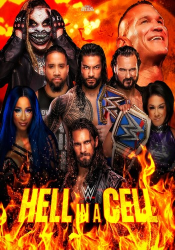 WWE Hell In A Cell VO WEBRIP x264 2020