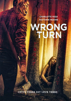 Wrong Turn FRENCH DVDRIP 2021