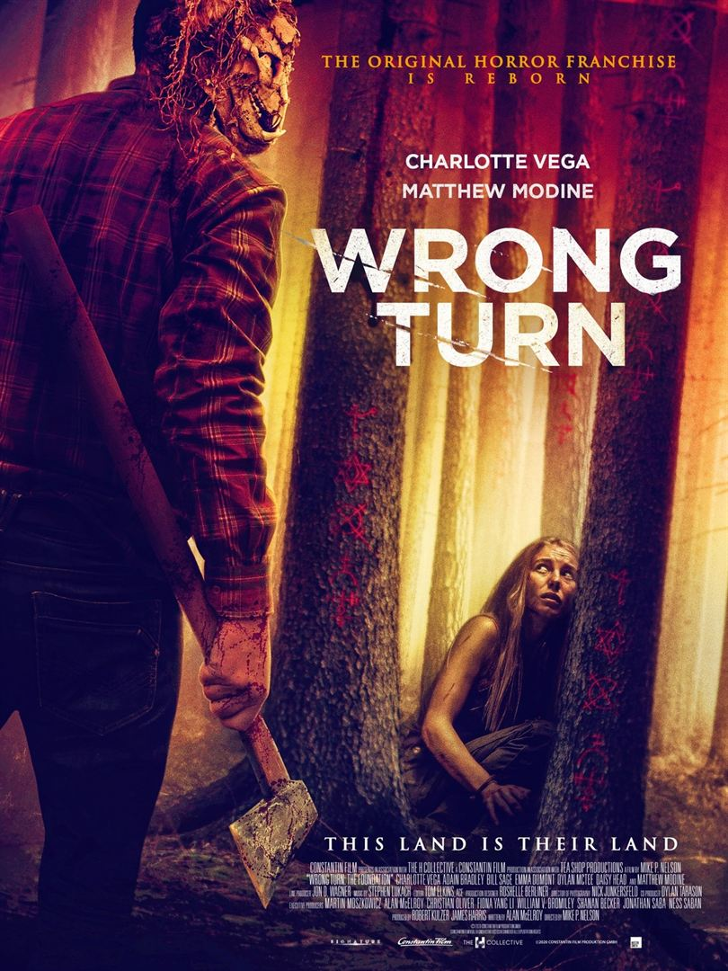 Wrong Turn VOSTFR HDCAM MD 2021
